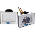 Pencil Box With Picture Frame