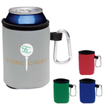 Collapsible Koozie Kooler With Cara