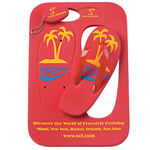 Flip-Flops With Key Tag