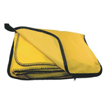 Travel Fleece Blanket  with Carry Case