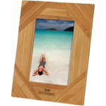 Stripe Design Photo Frame