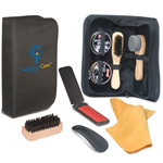 Travel Shoeshine Kit