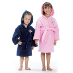 Children Terry Velour Robe