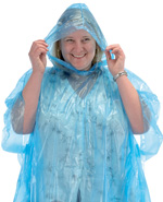 Disposable Rain Coat Poncho
