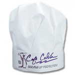 Disposable Top Flair Chef Hat