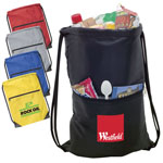 Drawstring Cooler Bag Backpack
