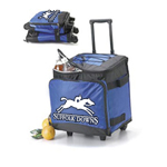 Collapsible Cooler Bag on Wheels