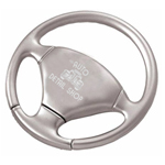 Wheel Shape Metal Key Holder