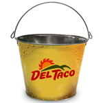 5 Quart Metal Ice Bucket
