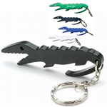 Alligator Keychain Bottle Opener