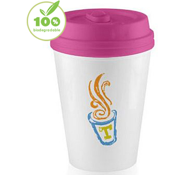10 Oz Paper Cup Travel Mug