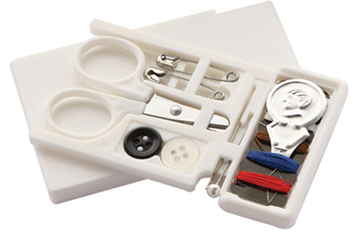 Compact Travel Sewing Kit
