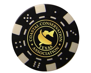 Dice Style Clay Poker Chip
